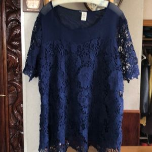 Tops - Laces tunic